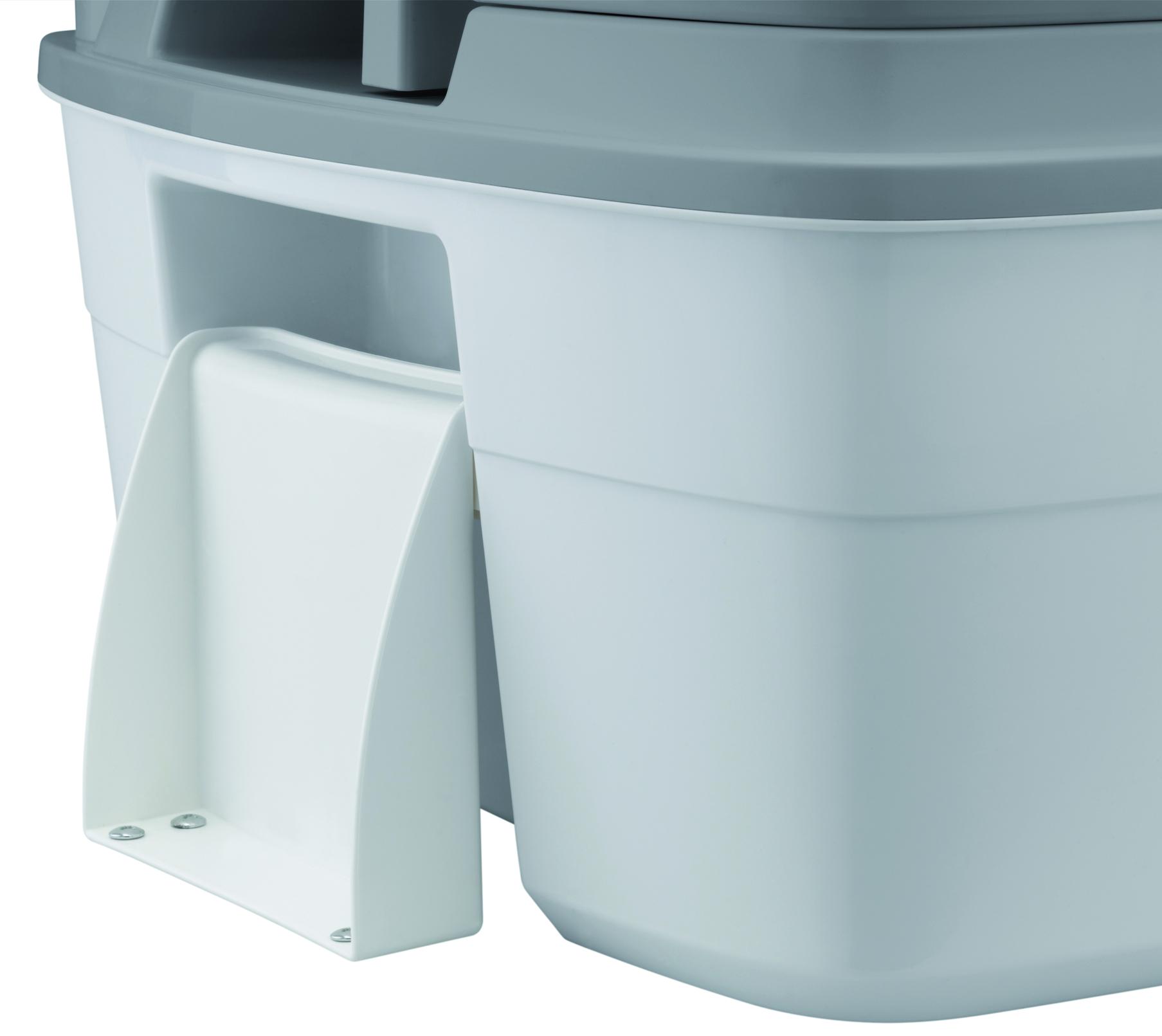 porta potti 365 qube tragbare toiletten. Black Bedroom Furniture Sets. Home Design Ideas