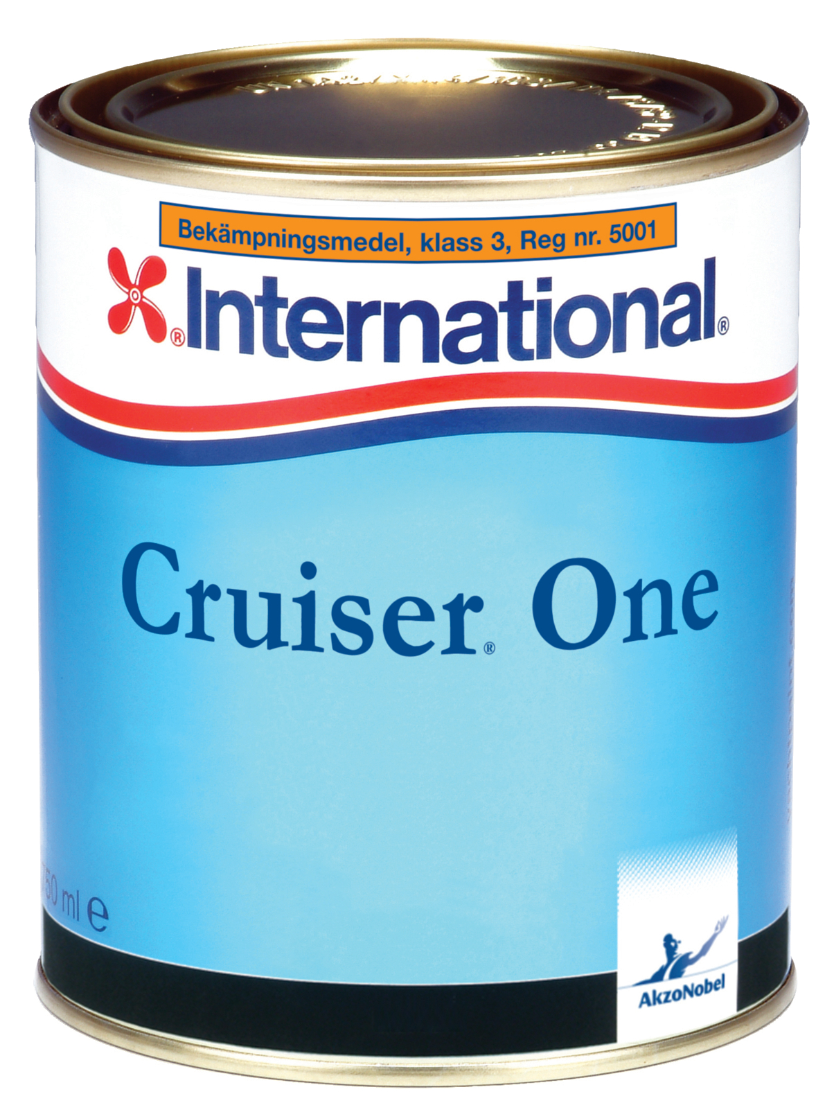 Cruiser one black 075l