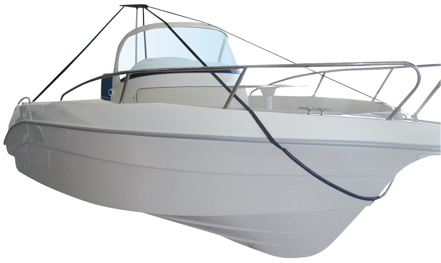 Supportsystem t båtkapell