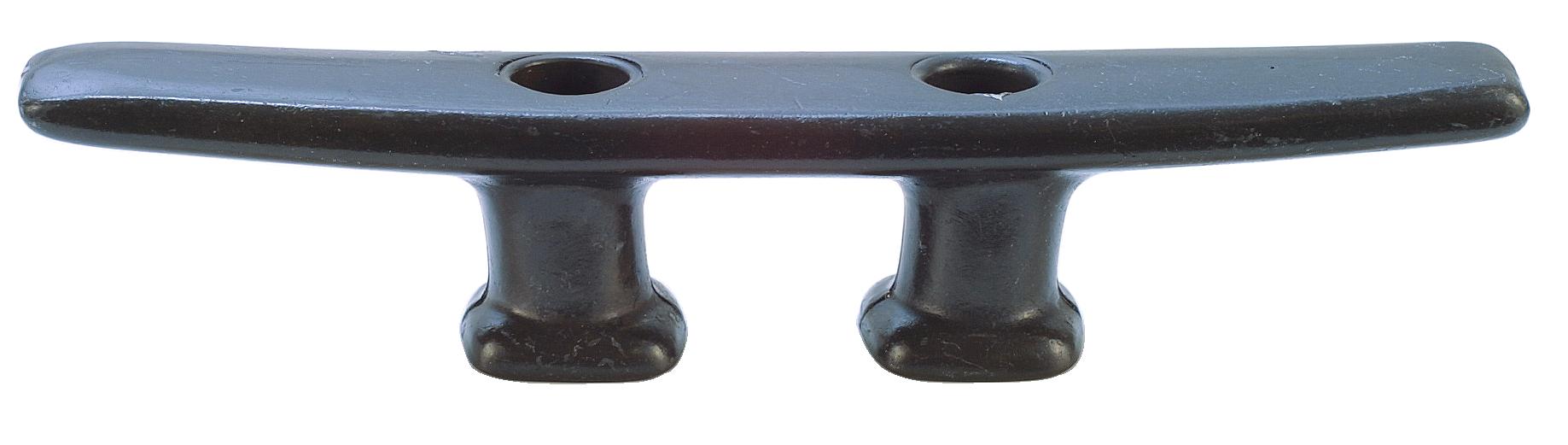 Knap aluminium 165 mm