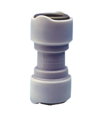 Koppling rak 15 mm