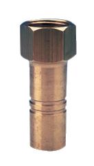 """Adapter hona 3/8""""-15 mm mässing"""