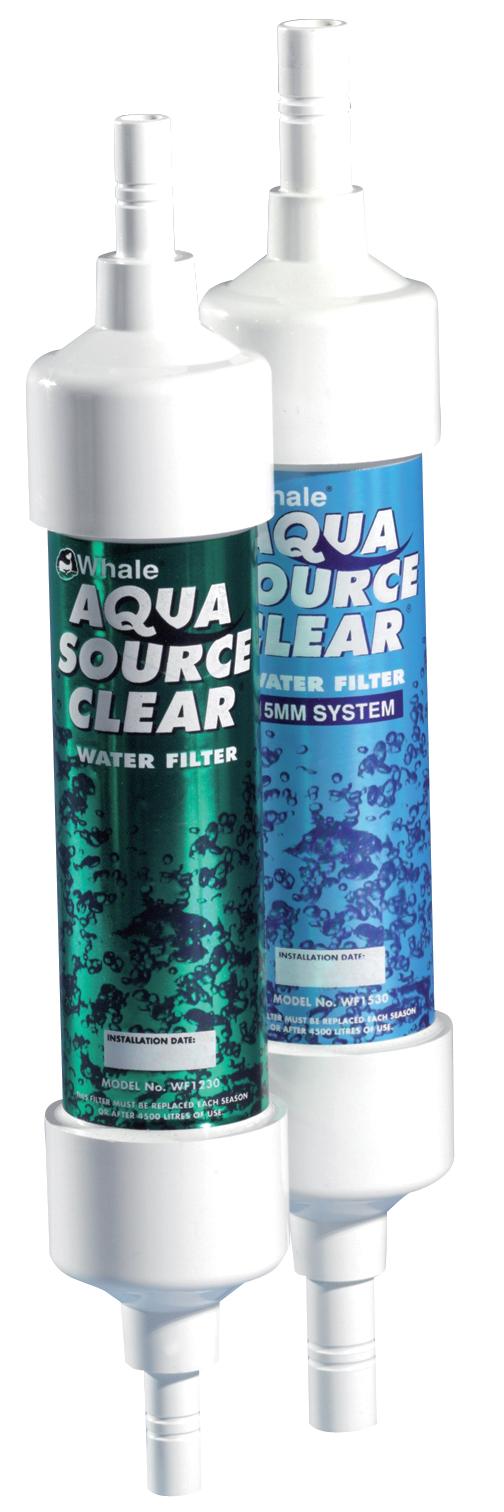 """Färskvattenfilter """"aquasource clear"""""""