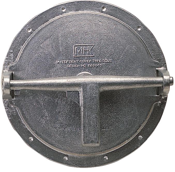 Inspektionslucka tcl2 ø 236 mm