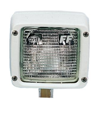 Däcksstrålkastare (h3 12v 55w)