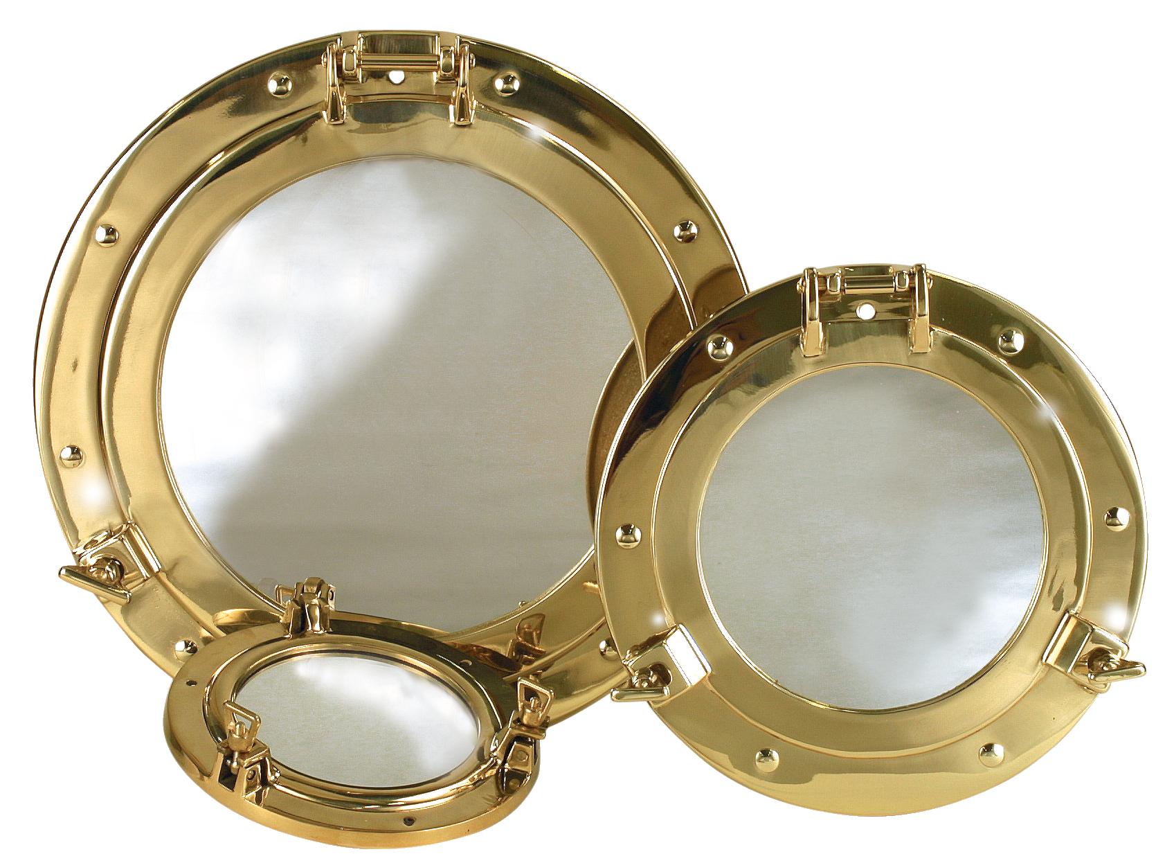 Spegelventil, ø 207 mm