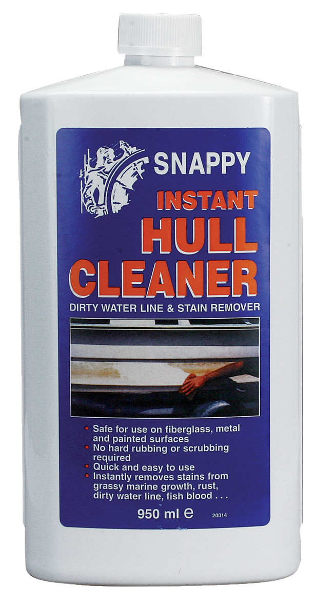 Snappy hull cleaner 950 ml