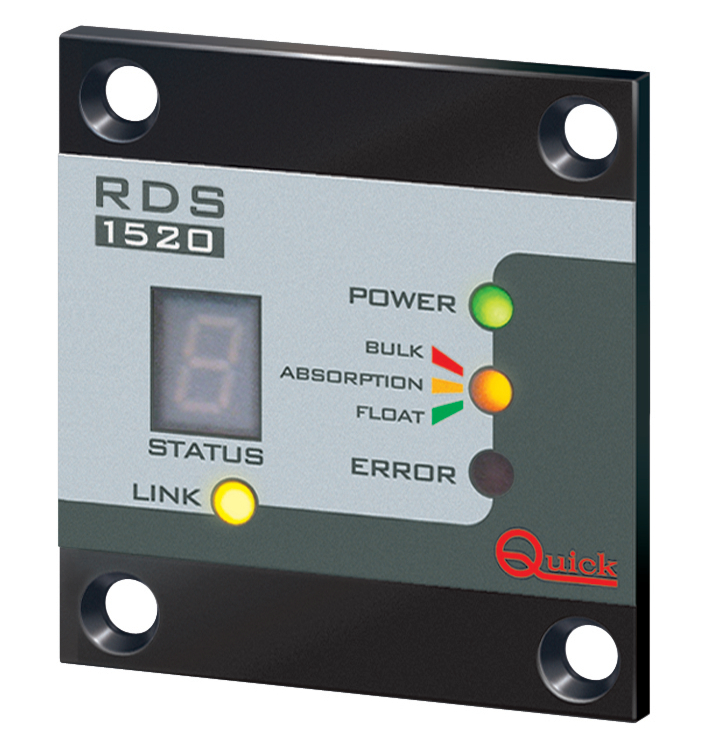 Display quick rds1520 led