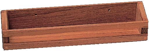 Stuvhylla 33x6x8 cm