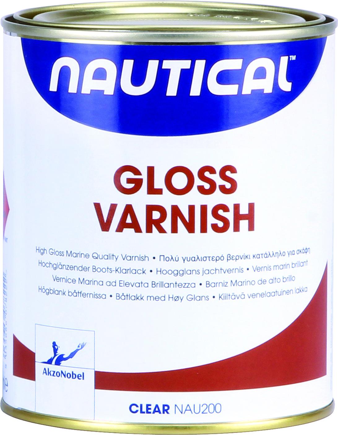 Naut gloss varnish 2,5l