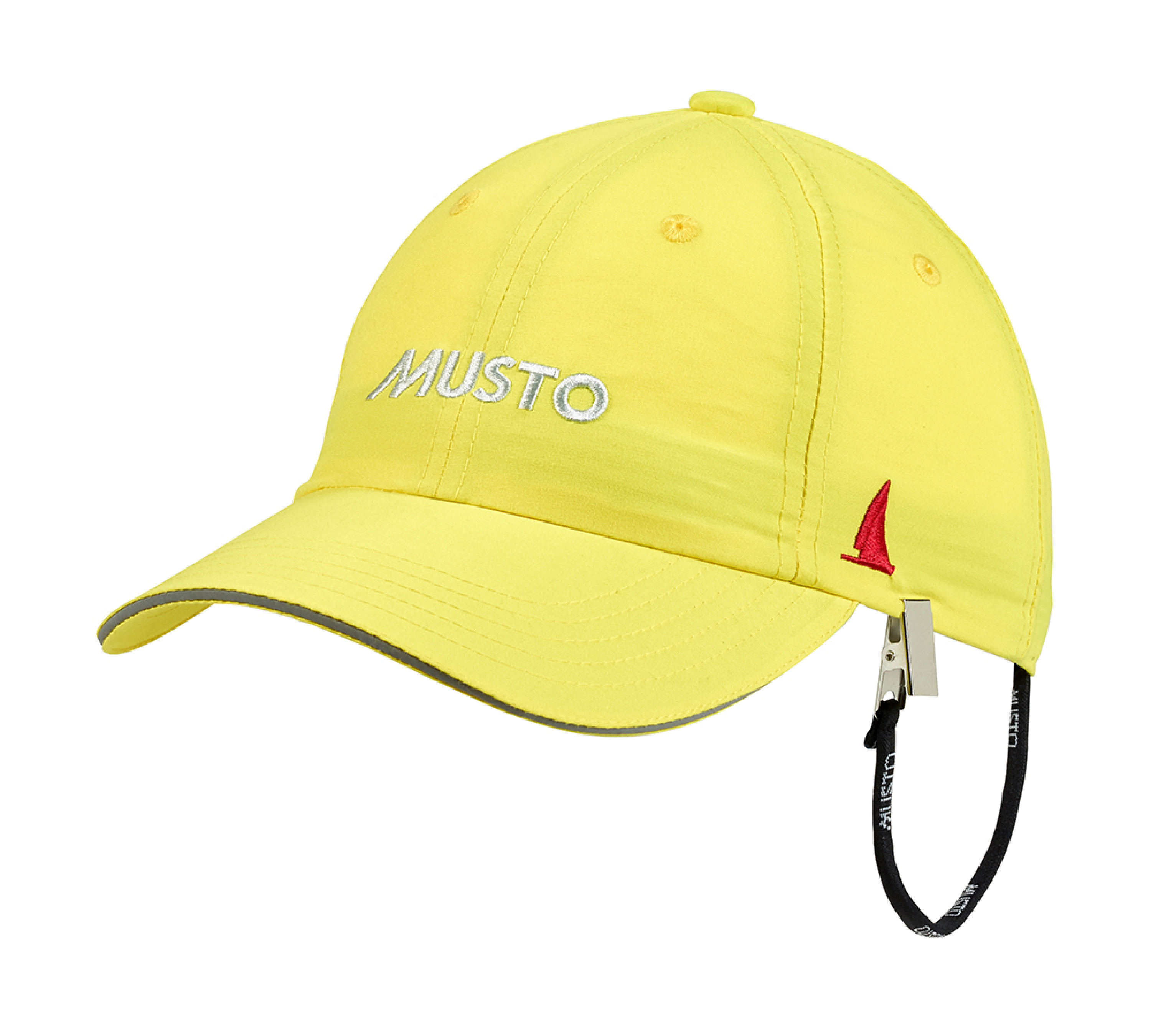Musto fast dry crew keps gul one size