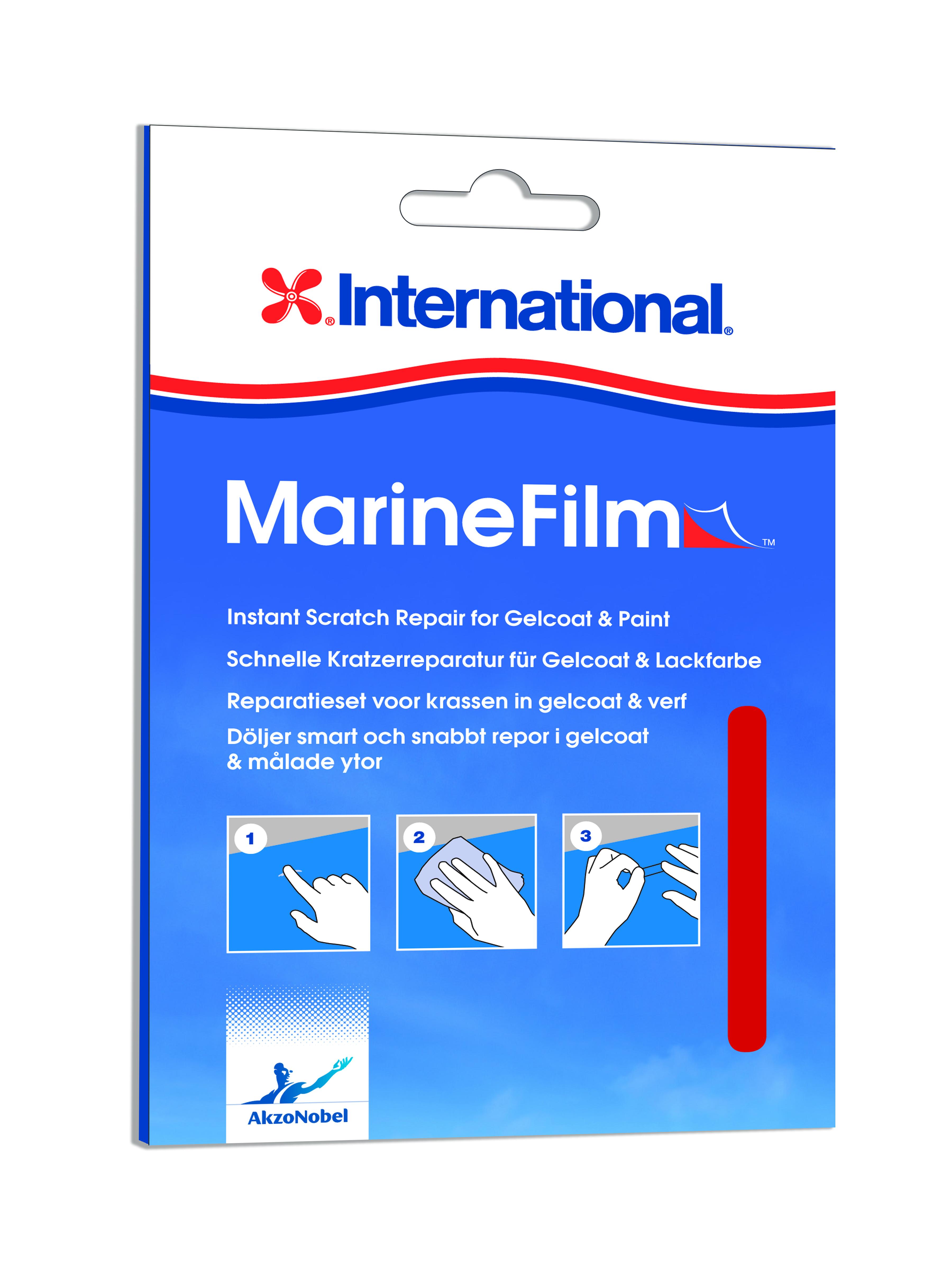Marine film green 311 1 st