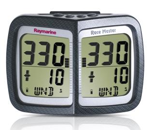 Raymarine micronet race master tacktickdisplay