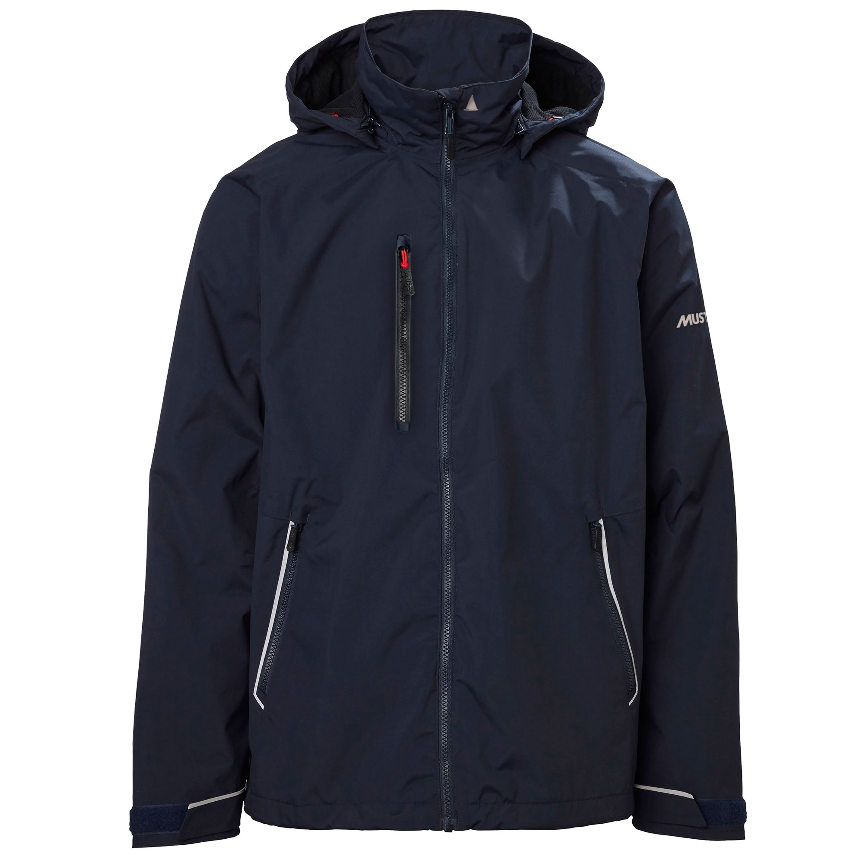 Musto sardinia jacket navy – xl
