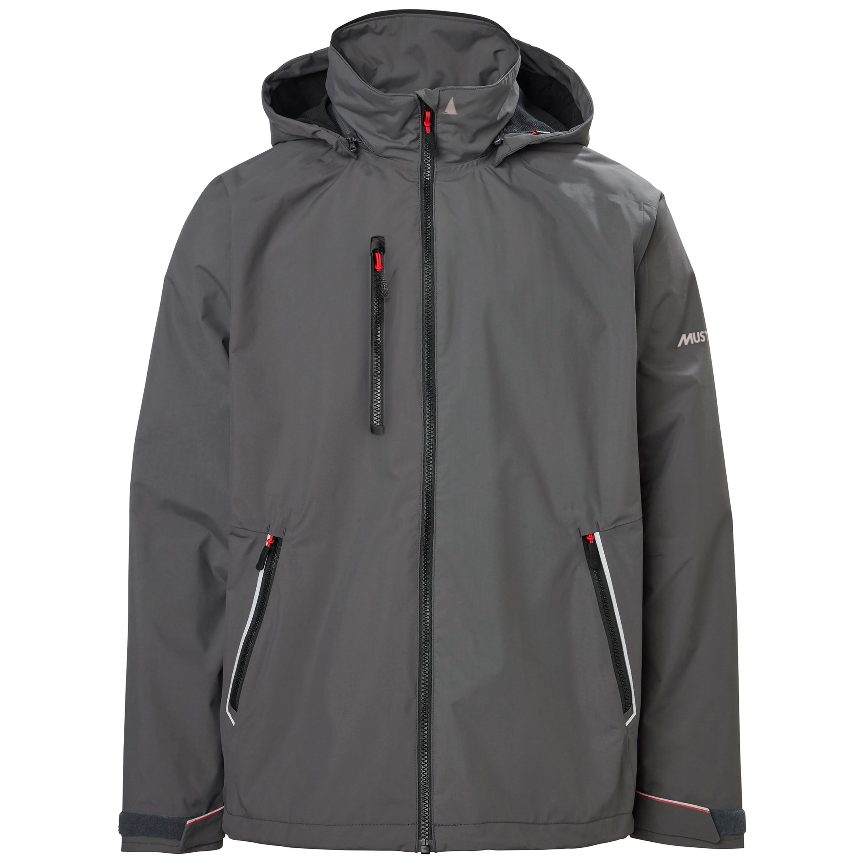 Musto sardinia jacket mörkgrå – l
