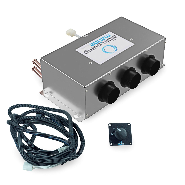 Defroster kit 6kw 12v