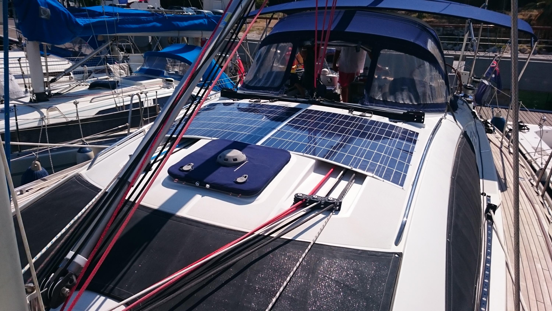Solpanel som er prisvenligt og fleksibelt