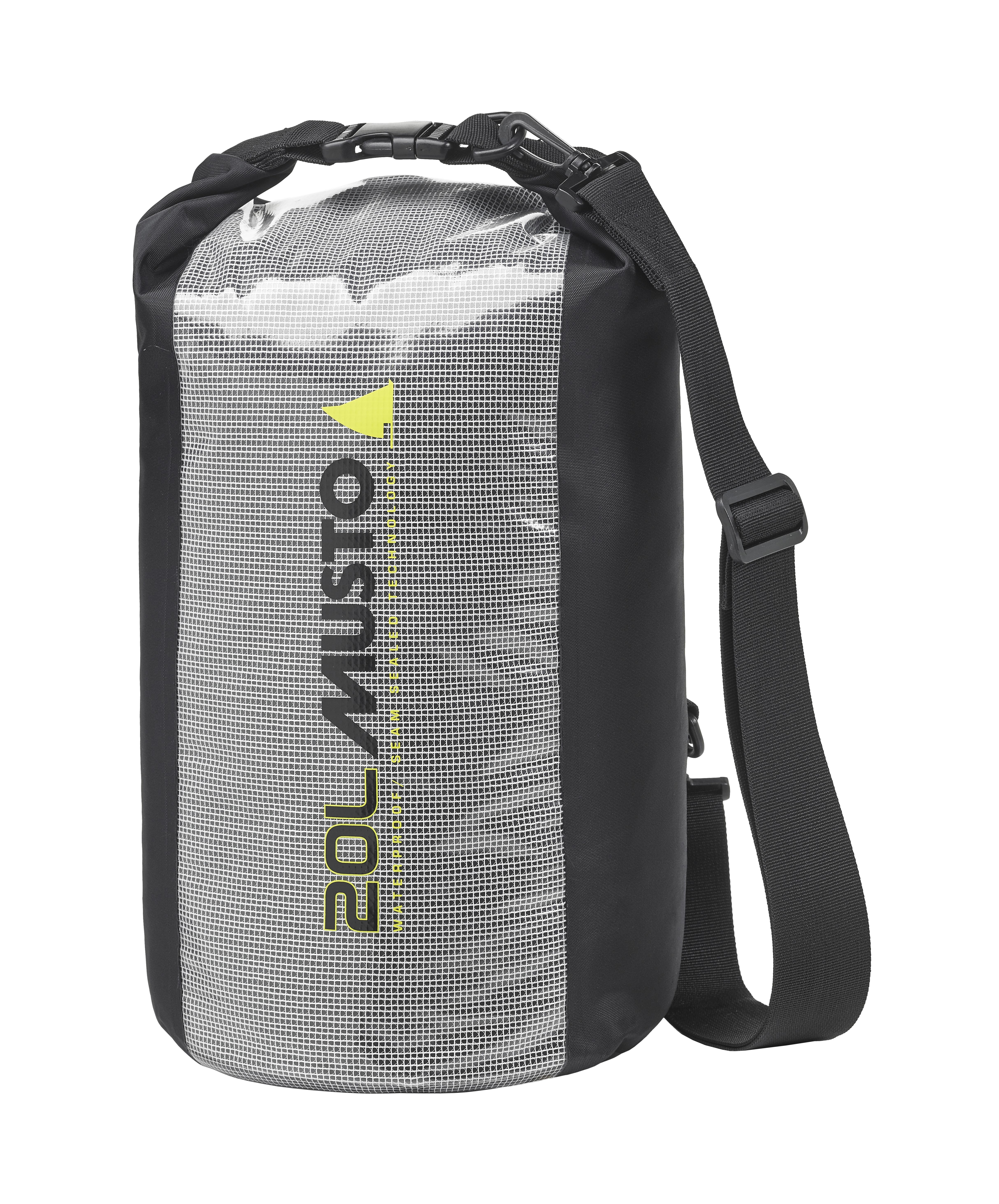 Musto essential vattentät väska svart 20l