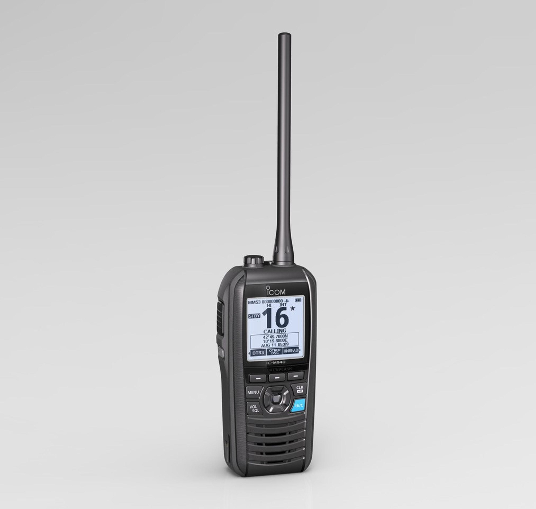 Vhf icom ic-m94de