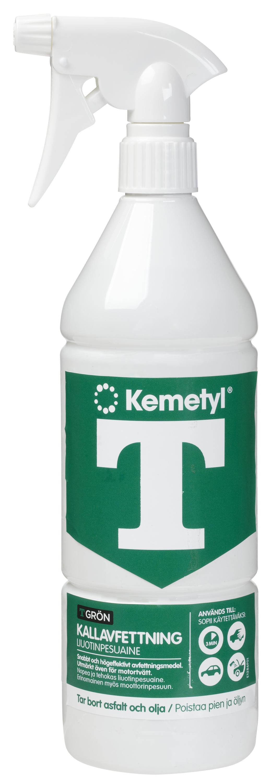 T-grön 1 l spray