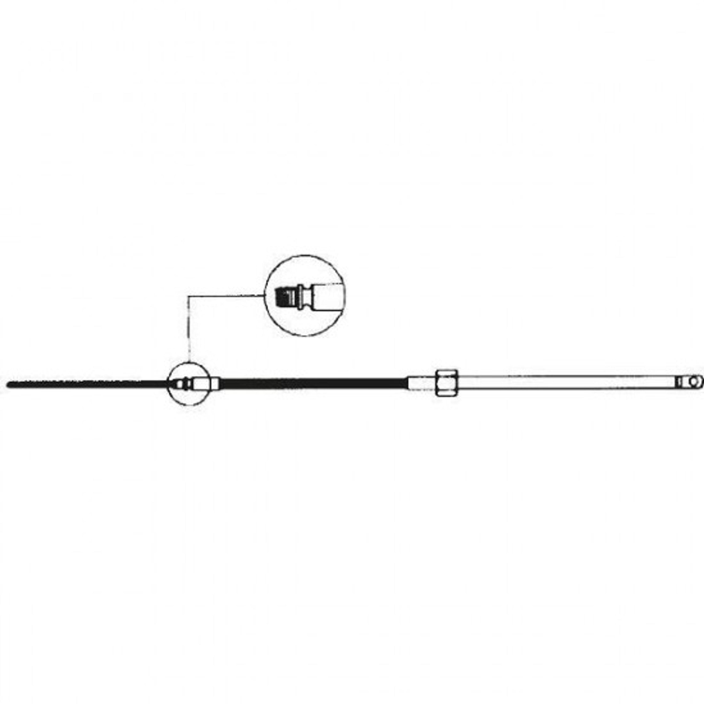 Styrkabel m58 16 fot m5816