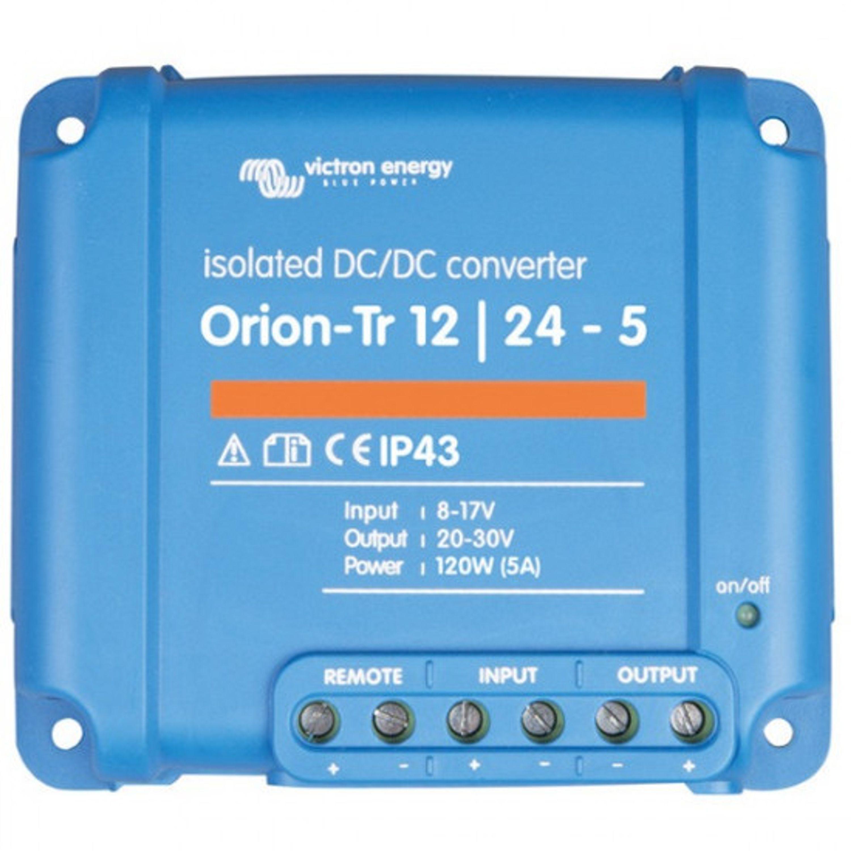 Omformare victron orion dc/dc 24-12v 5a