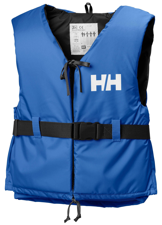 Helly hansen flytväst sport ii blå strl 60/70kg