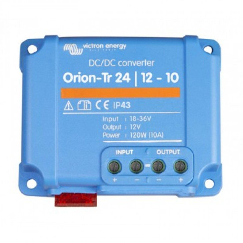 Omformare victron orion dc/dc 24-12v 10a