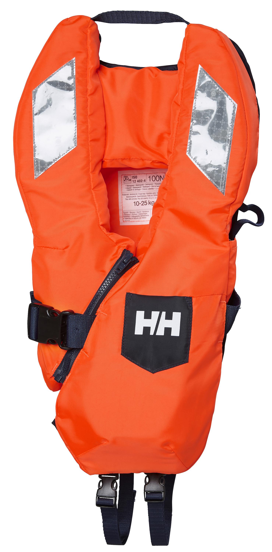 Flytväst kid safe+ orange 10-25kg helly hansen