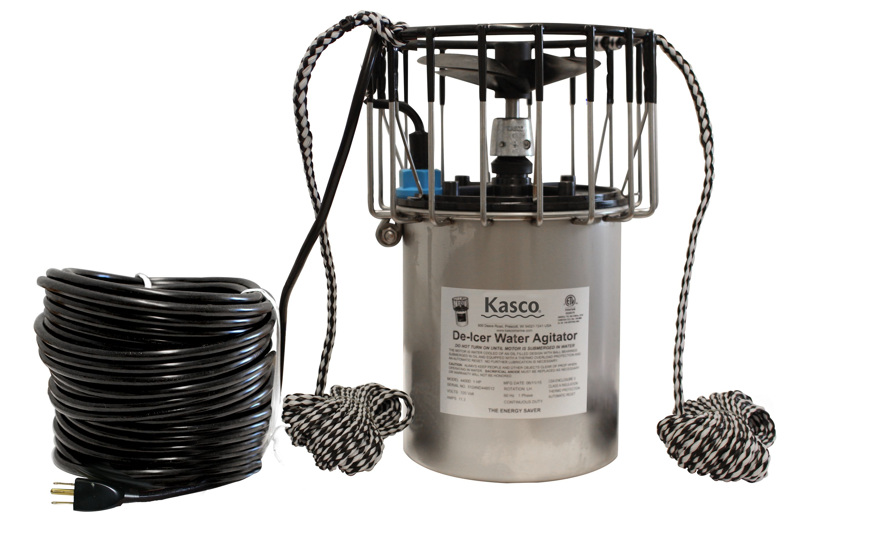 Kasco de icer 1 hp