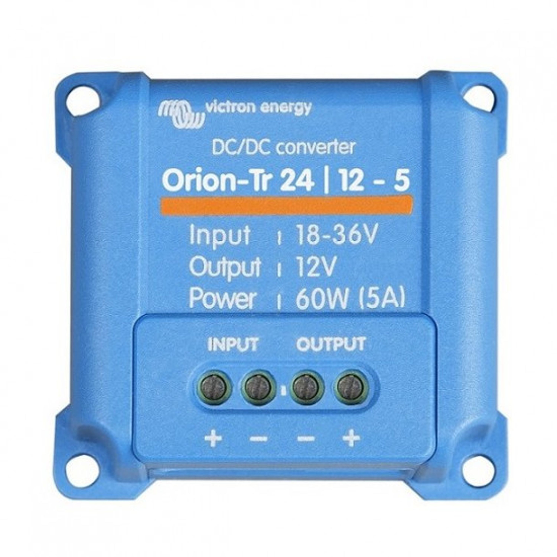 Omformare victron orion dc/dc 24-12v 15a