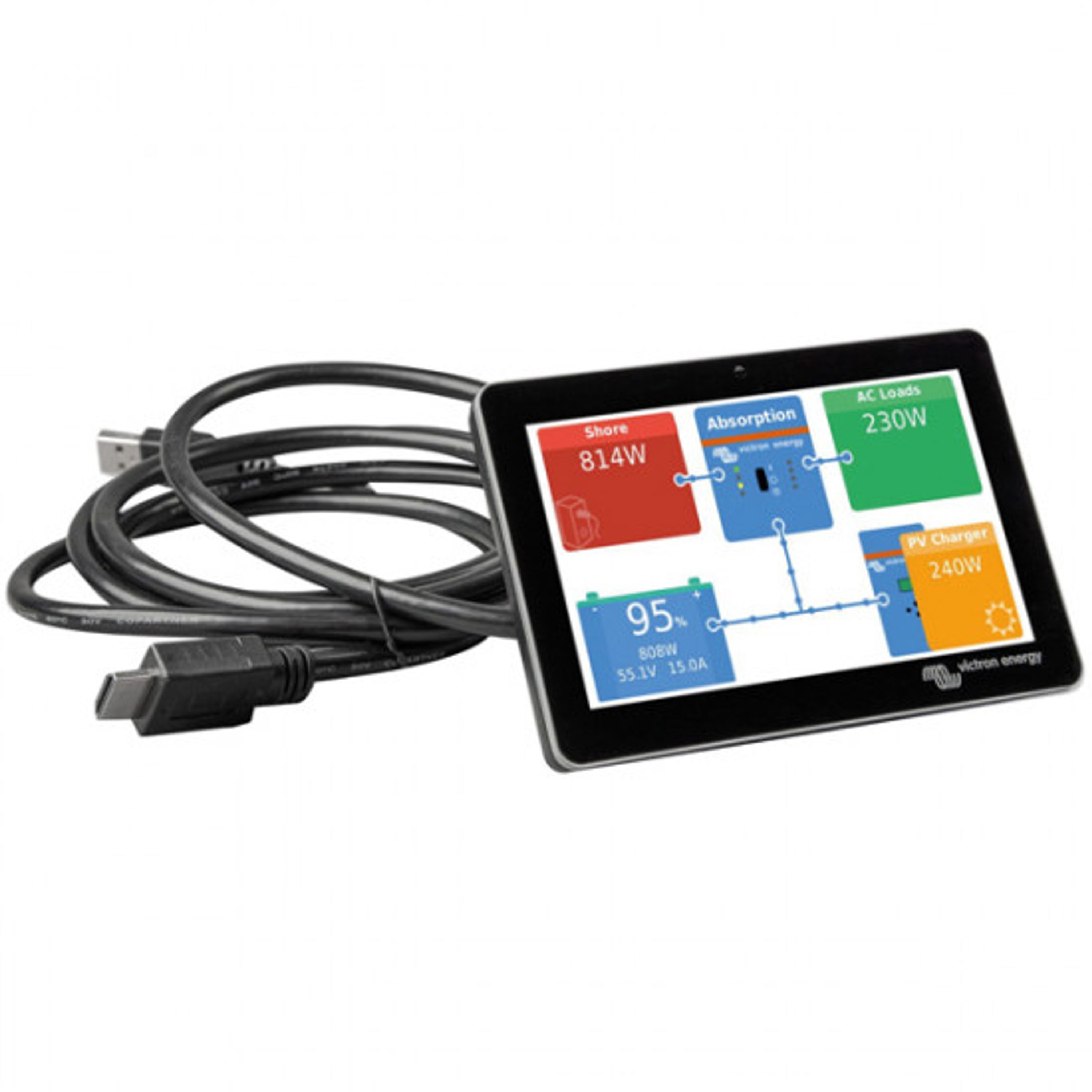 Touchdisplay victron gx touch 50