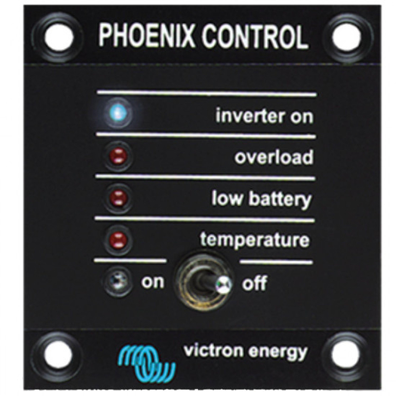 Kontrollpanel victron till phoenix inverter