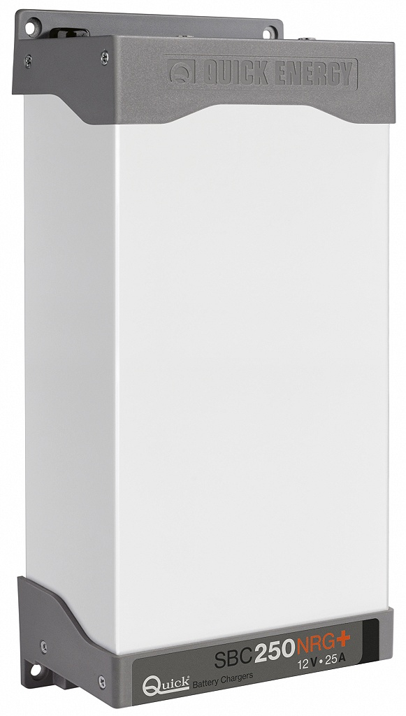 Batteriladdare sbc 250 nrg+12v 25a