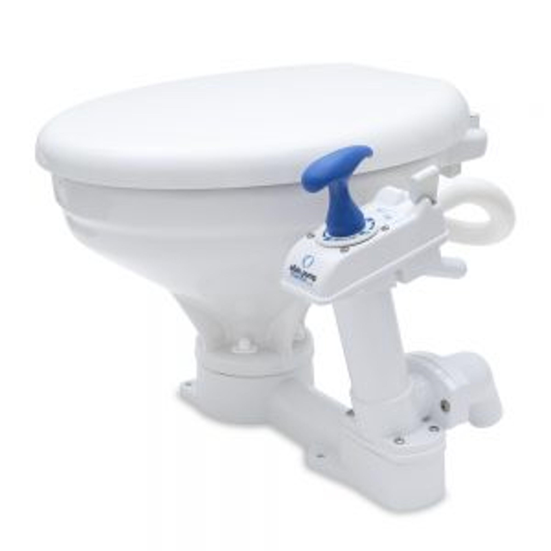 Toalett comfort stor skål