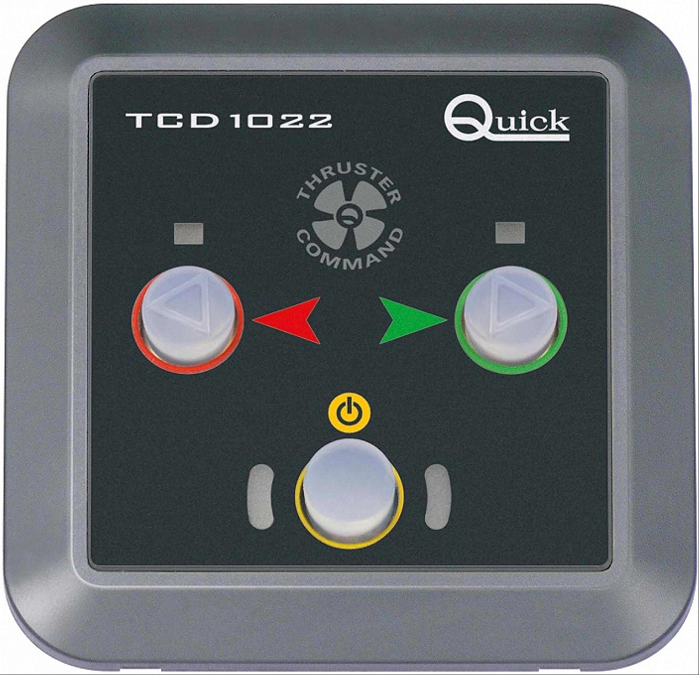 Touchpanel t. quick bogpropeller