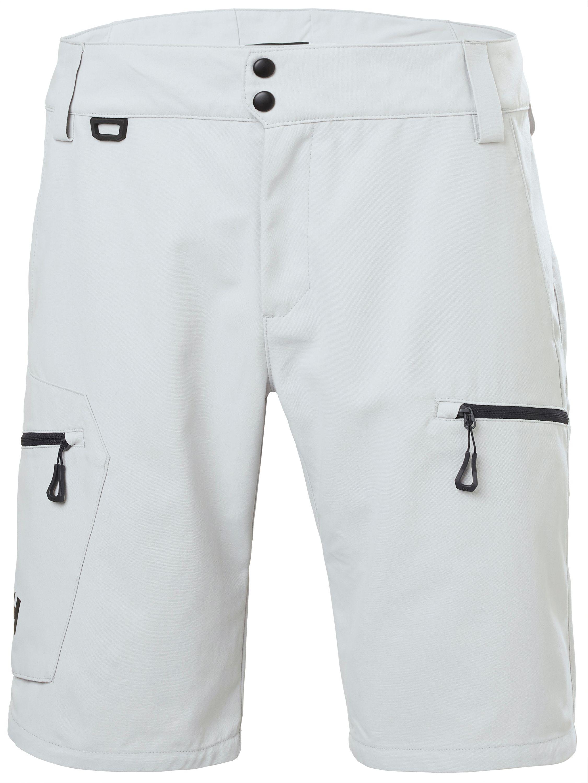 Helly hansen shorts crewline cargo grå strl 34