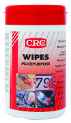 Multi purpose wipes