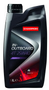 Champion In-Outboard 4T  25W40
