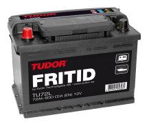Tudor Fritidsbatteri TU72-L