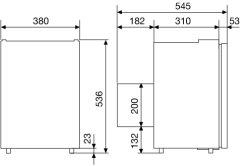 Køleskab Waeco Coolmatic CRP40