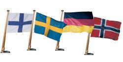 Bootsflaggen
