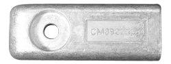 Zinkplatte M/M -275 HP Verado