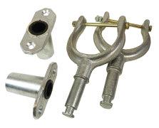 Åregaffel og åretolde aluminium
