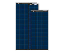 Solpanel med aluramme