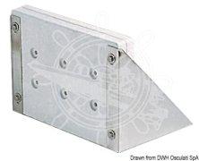 Außenborderhalterung für Plattform/Deck