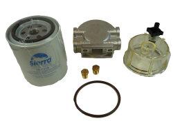 Brændstoffilter 10 micron RF 1/4