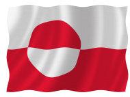 Båtflagg Grønnland