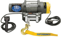 Elspil Superwinch Terra 3500 SR 12V