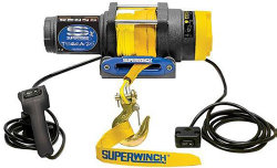 Elspil Superwinch Terra 4500 SR 12 V